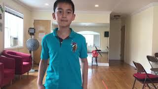 Boy Model Runway Walk(class With David)