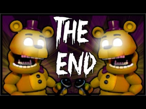 FNAF World | ALL ENDINGS & TROPHIES COMPLETE! | Five Night's At Freddy's World