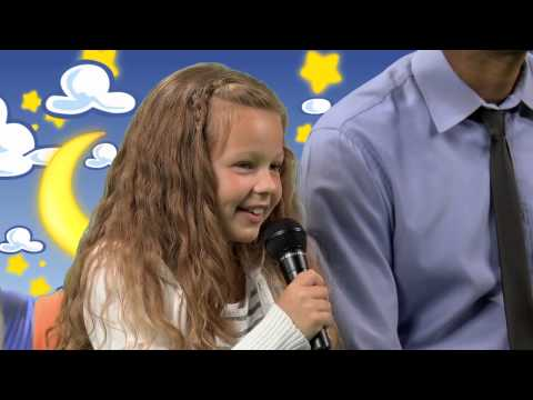 There's A Star, Original Shushybye Song Performed By Davy Jones, Madison May and Michael North
