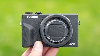 Canon G7X Mark III - Tips and Tricks [ Canon G7X III ]
