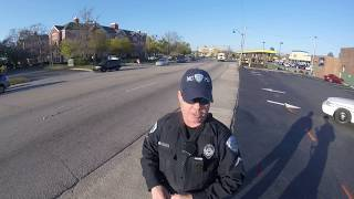 North Charleston police officer pulls over cyclist for riding …