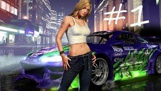Прохождение Need for Speed: Underground - #1 [Возвращение FailRacer'а]
