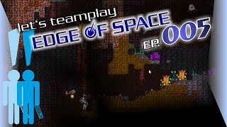 Let's Teamplay Edge of Space #005 (Deutsch HD Beta) / Killerkrabben, ÜBERALL KILLERKRABBEN!