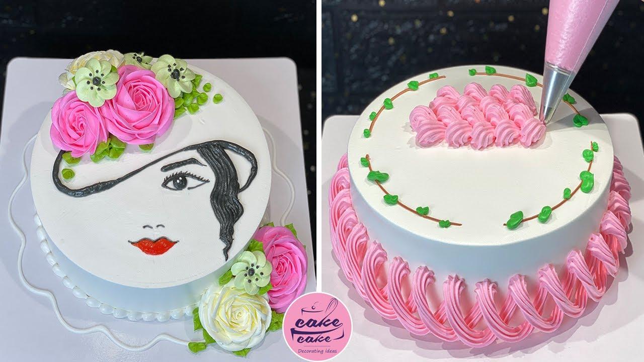 News Cake Decorating Tutorials Ideas | How to Make Cake Decorating For Beginners | Making Cake