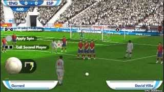 FIFA World Cup 2010 PSP HD Gameplay