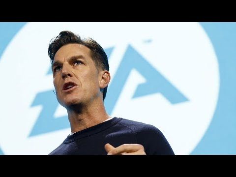 Download Gaming Industry 'Is on Fire,' Says EA CEO