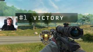 I ran him over! - Our first squad win in Cod Blackout w/Teo & Friends