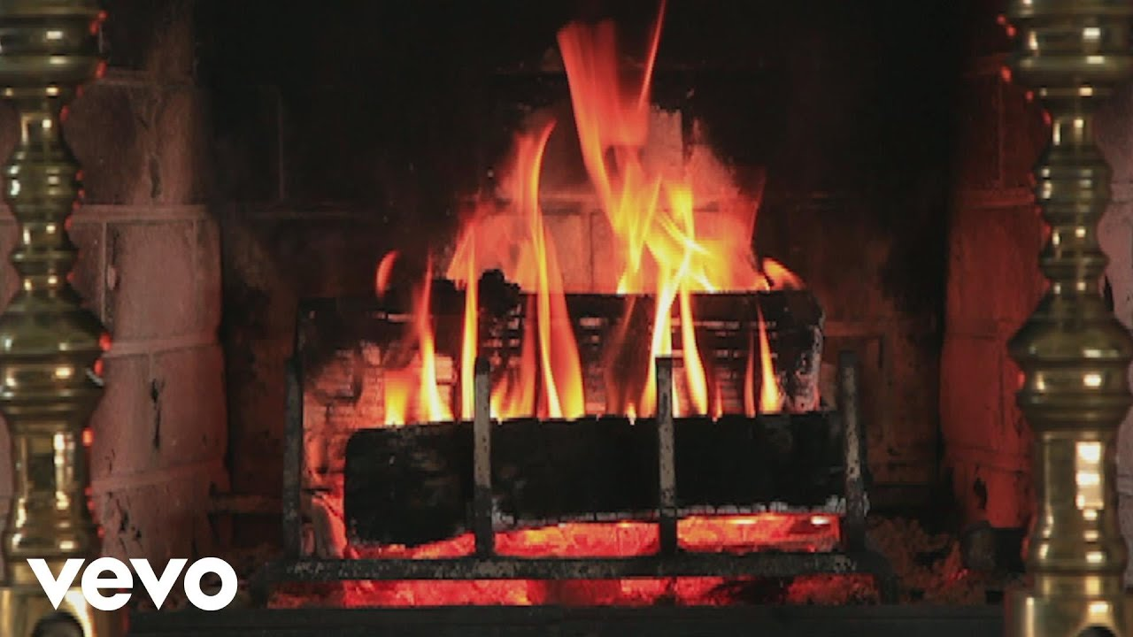 band of merrymakers joy to the world yule log video youtube. Black Bedroom Furniture Sets. Home Design Ideas