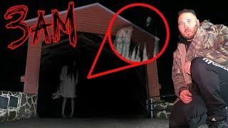 HAUNTED GHOST BRIDGE IN GETTYSBURG AT 3AM | OmarGoshTV