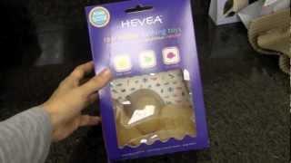 Hevea Pond Natural Bath Toys