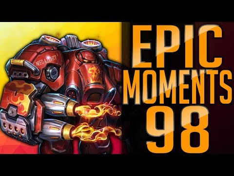 ⚡️Heroes of the Storm | Epic Moments #98