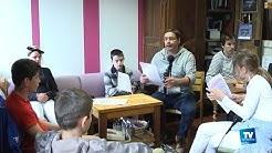 A l'ITEP Sainte Gemme, de Bram, un atelier radio a été monté pour aider les jeunes en difficulté :
