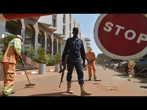Mali: Terror attack on Bamako European Union military base