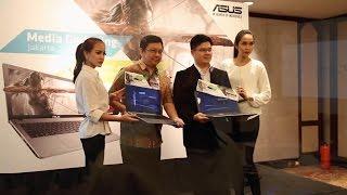 launching ASUS X550DP