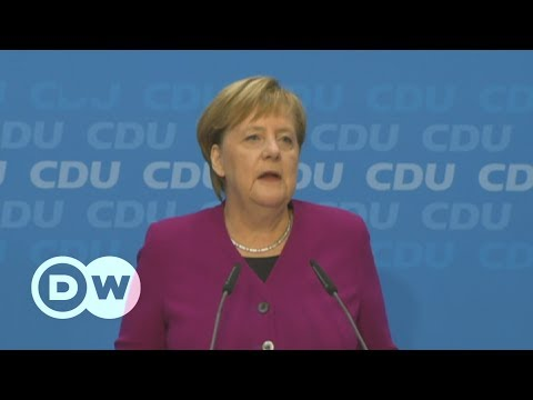 Angela Merkel confirms this is her final term as german chancellor | DW English