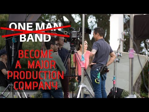 How To Start A KILLER Video Production Company