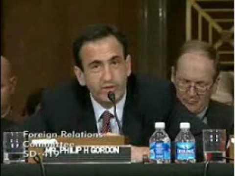 Sen. Bob Menendez Questions State Department Nominee Phil Gordon on Armenian Genocide