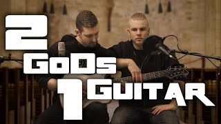 Eminem - 2 Gods 1 Guitar [EXPLICIT] (Rap God Cover)