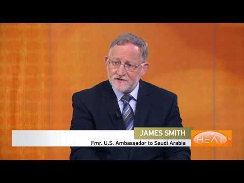 Former U.S. Ambassador discusses Saudi Arabia leadership