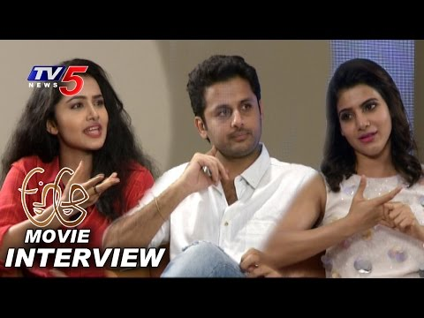 A Aa Movie Team Special Chit Chat | Nithin | Samantha | Anupama | TV5 News