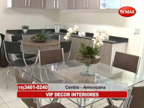 AMERICANA VIP DECOR INTERIORES YouTube