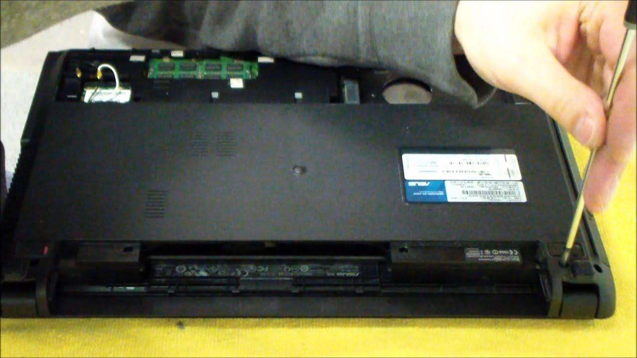 Asus X44C Notebook Instant Connect Treiber