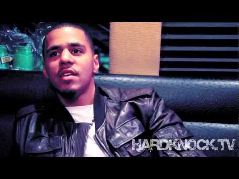 J Cole on Self Producing Cole World, Lost Ones, Jay-Z being hands off