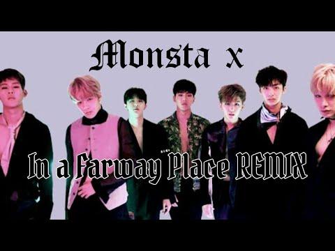 Monsta X (몬스타엑스) - In A Faraway Place (在那遙遠的地方) REMIX Audio