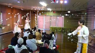 水嶋一江 ストリングラフィ・アンサンブル「糸の森の音楽会」13-12-25-02/04