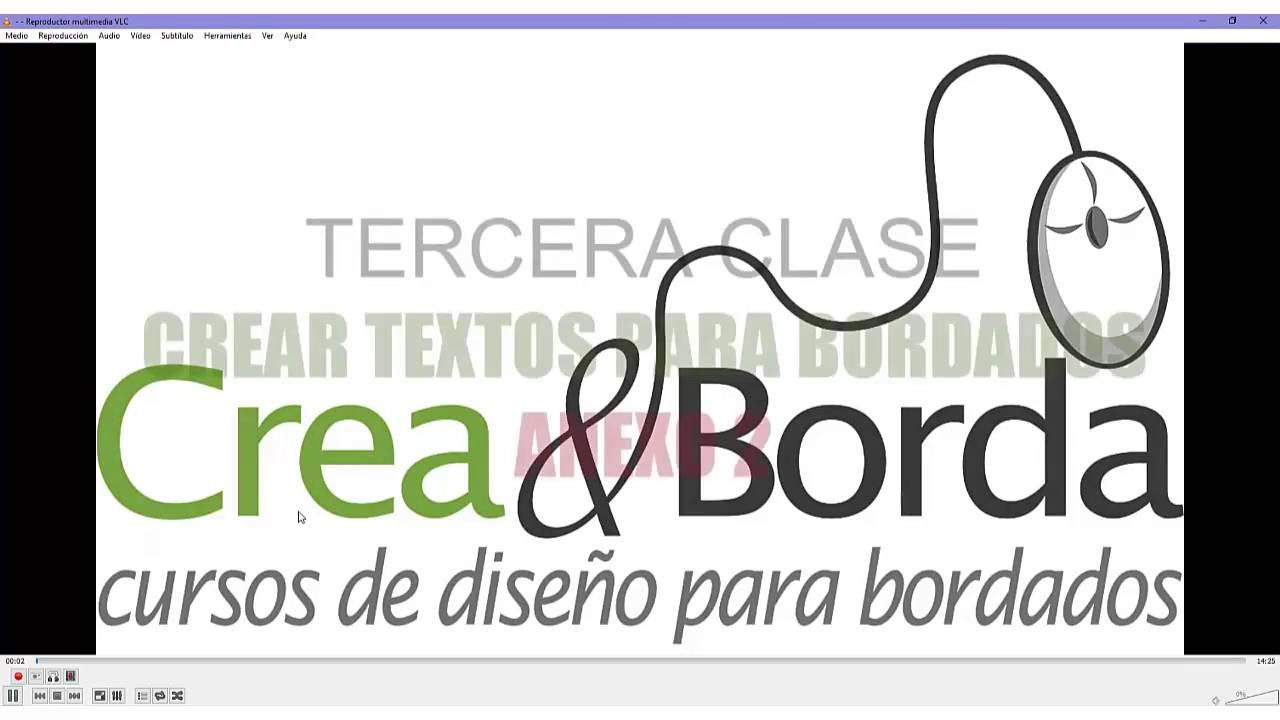 CURSO DE DISEÑO PARA BORDADOS, CÓMO CONSEGUIRLO. - YouTube