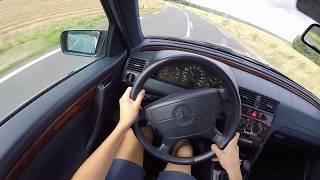 Gambar cover Mercedes-Benz C220D W202 (1997) - POV Drive