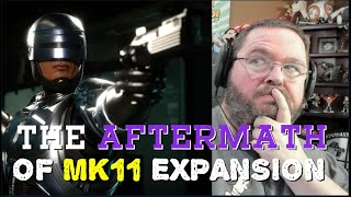 Why Some Are ANGRY About MK 11 Aftermath Expansion - The Reaction to the aftermath