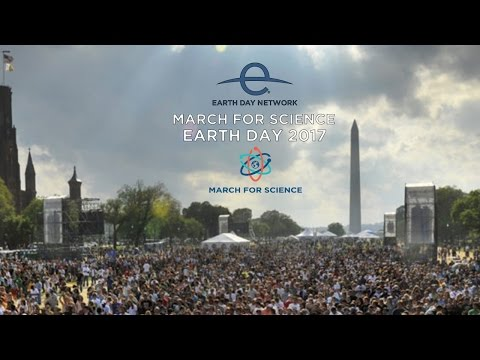 Livestream Archive - March for Science Earth Day 2017