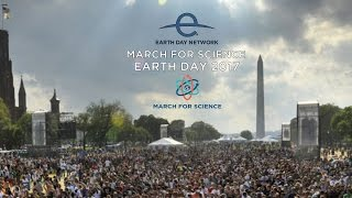 March for Science Earth Day 2017