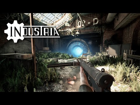 Industria Gameplay Demo - No commentary  