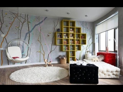 Hanging Chair For Bedroom | Hanging Bubble Chair For Bedroom - YouTube