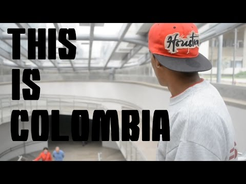 Our Holiday 2014 Colombia (Parkour And Freerunning)