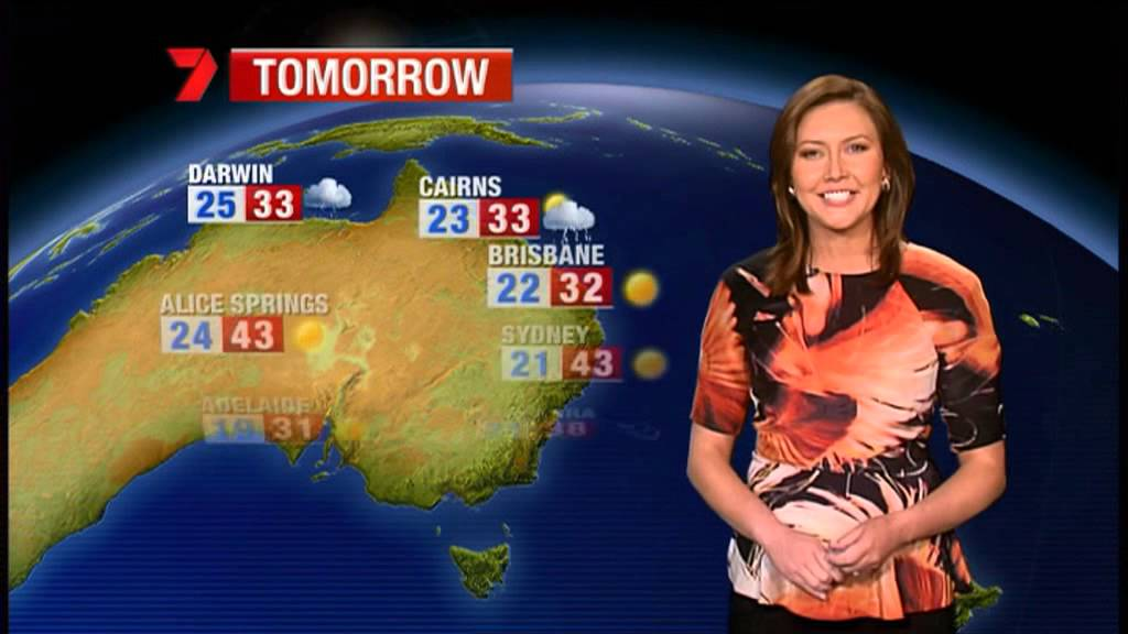 7News Perth   Weather Details 7/01/2013   YouTube