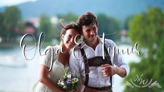 Hochzeitsvideo Olga & Timur /München Russische Hochzeit