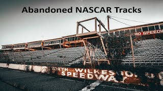 List Of Abandoned, Disused And Lost Nascar Tracks