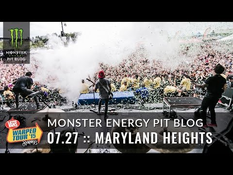 2015 Monster Energy Pit Blog: Maryland Heights