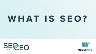 What is SEO? | SEO Like A CEO