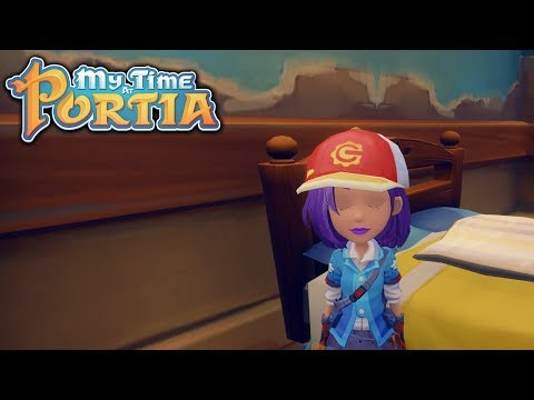 Goodbye Gifts! - My Time at Portia (Alpha 3.72) – Part 54