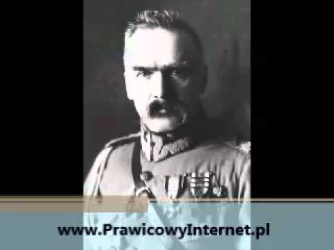 Marsz Marsz Piłsudski Wiersz O Józefie Piłduskim