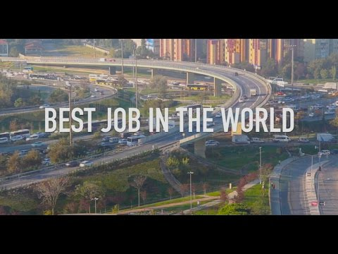 Best JOB in the world - Abroad in Istanbul