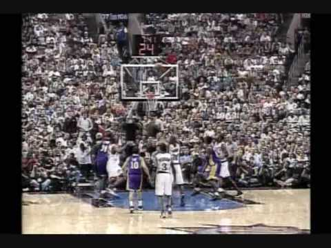 2001 NBA Finals: Lakers at Sixers, Gm 5 part 4/12