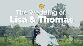 The Wedding of Lisa & Thomas