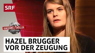 Hazel Brugger: «Bevor man gezeugt wird, ist das Leben noch in Ordnung!»