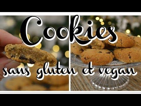 ❥-cookies-moelleux-et-croustillants-au-chocolat-[-vegan-et-sans-gluten]-!!!-♥