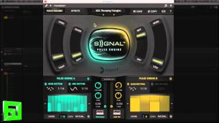 Signal by Output for kontakt and kontakt player REVIEW